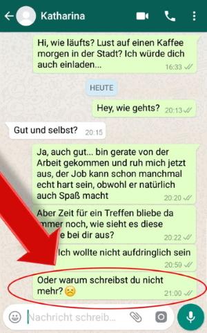 Whatsapp nr von frauen