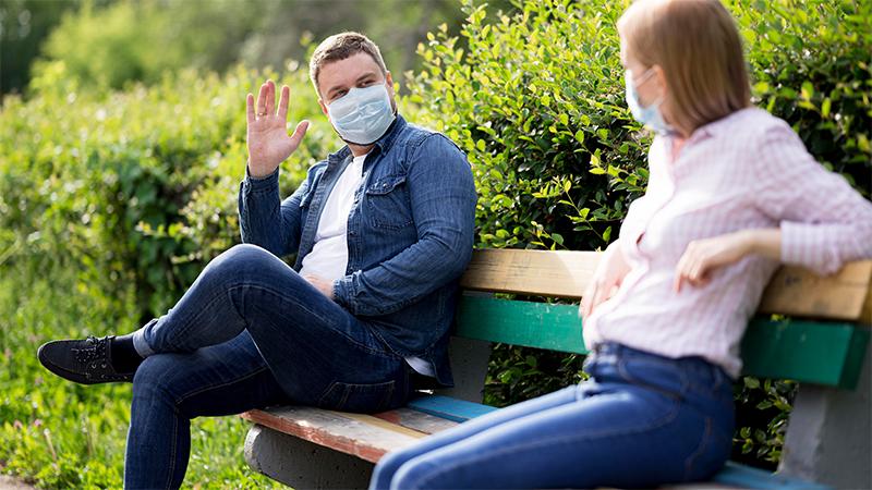 Online-Dating in Zeiten von Corona: Was Singles jetzt wichtig ist | Gesundheit