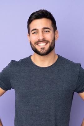 Heimlich verliebt mann körpersprache Die Körpersprache