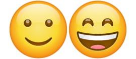 Whatsapp kuss smiley ohne herz