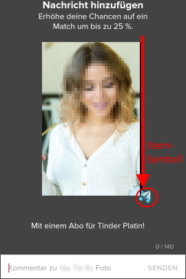 Tinder like ist was super What is
